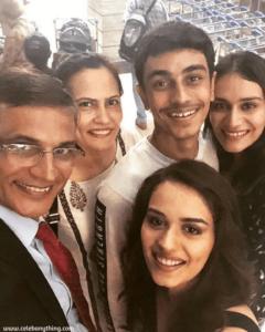 Manushi Chhillar Personal life | celebanything.com