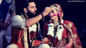 Marriage of Yuvraj Singh with Hazel | celebanything.com
