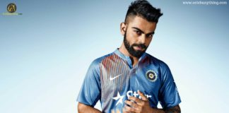 Virat Kohli - The King of Hearts, Virat Kohli, Anushka Sharma, captain of Indian | celebanything.com