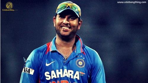 Yuvraj Singh | celebanything.com