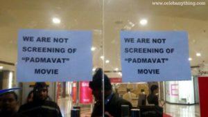 Controversies during Padmavat | celebanything.com