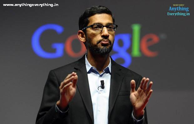 Sundar Pichai: The Google Mastermind