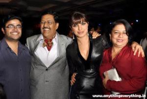 Priyanka_Chopra_Family