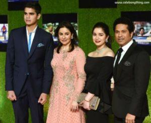Sachin tendulkar wife | family | celebanything.com