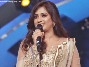 Shreya Ghoshal Awards | celebanything.com