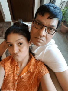 Sunidhi Chauhan family | celebanything.com