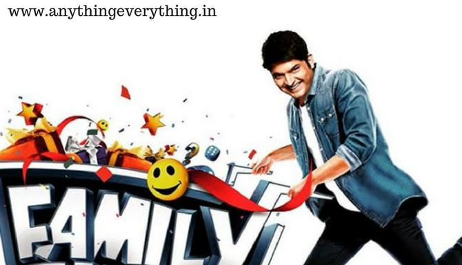 Family Time with Kapil Sharma: Comeback on Sony TV