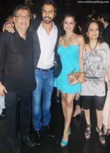 Ashmit Patel Family | celebanything.com