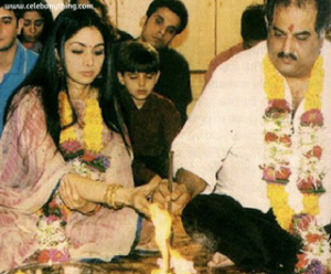 Sridevi Marriage | celebanything.in