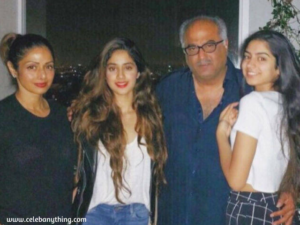 Sridevi Daughters | celebanything.com