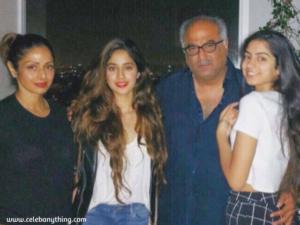 Sridevi Daughters | celebanything.com