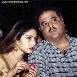 Sridevi Boney Kapoor | celebanything.com