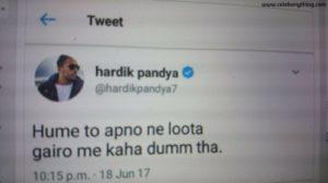 Hardik Pandya age | celebanything.com