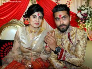 Ravindra Jadeja marriage | celebanything.com