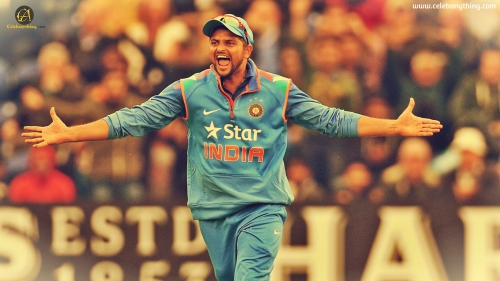 Suresh Raina Education Qualifications | celebanything.com