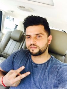 Suresh Raina Awards and recognitions | celebanything.com