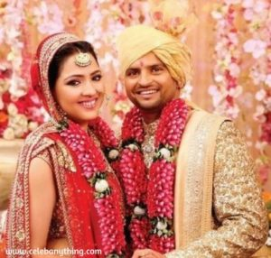 Suresh Raina marriage | celebanything.com