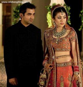 Gautam Gambhir family | celebanything.com