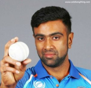 Captain Ravichandran Ashwin | celebanything.com