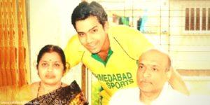 Rohit Sharma family | celebanything.com