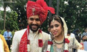 Rohit Sharma marriage | celebanything.com