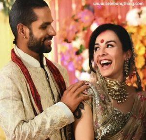 celebanything.com |shikhar dhawan marriage,shikhar dhawan wife