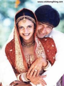 Mandira Bedi marriage | celebanything.com