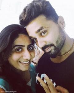 Karthik, ex-wife Nikita and Murali Vijay | celebanything.com