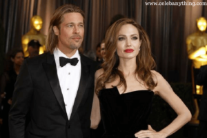Angeline Jolie Marriage   celebanything.com
