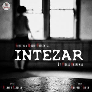 Intezar By Vishal Bhardwaj | the Muzical electronz | rock