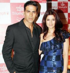 Twinkle Khanna Marriage   celebanything.com