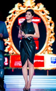 Awards and recognitions Isha Talwar | celebanything.com