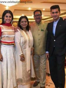 Isha Talwar Family | celebanything.com