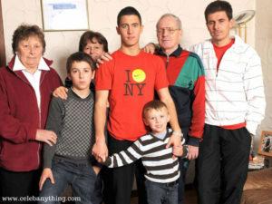 Eden Hazard Family | celebanything.com