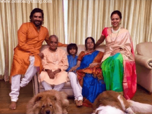 R. Madhavan Family | celebanything.com