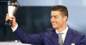 Cristiano Ronaldo Awards | celebanything.com