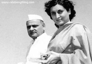 Indira Gandhi Marriage | celebanything.com