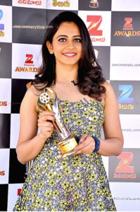 Rakul Preet Singh Awards