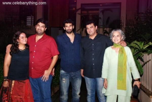 Kunal Roy Kapoor Family